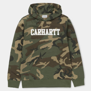 Carhartt WIP Hooded College Sweatshirt 2019