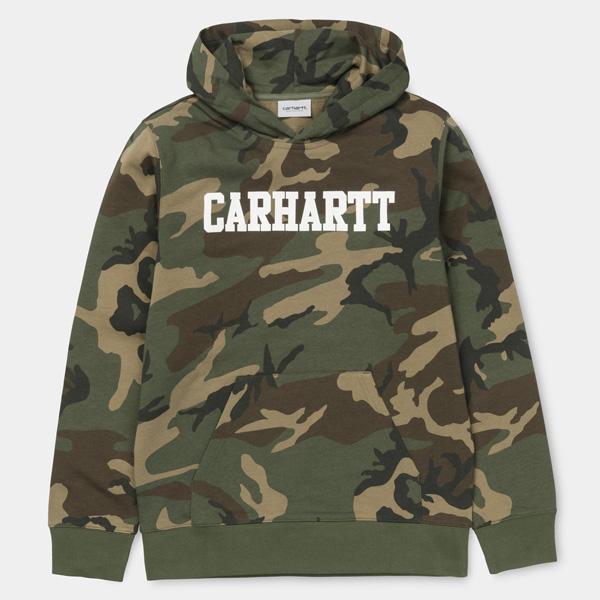 Carhartt WIP Hooded College Sweatshirt 2019