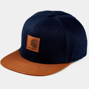 Carhartt Bi-Colored Logo Snapback Cap 2019