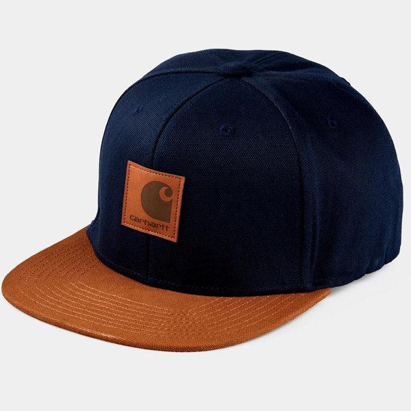 Carhartt Bi-Colored Logo Snapback Cap 2019