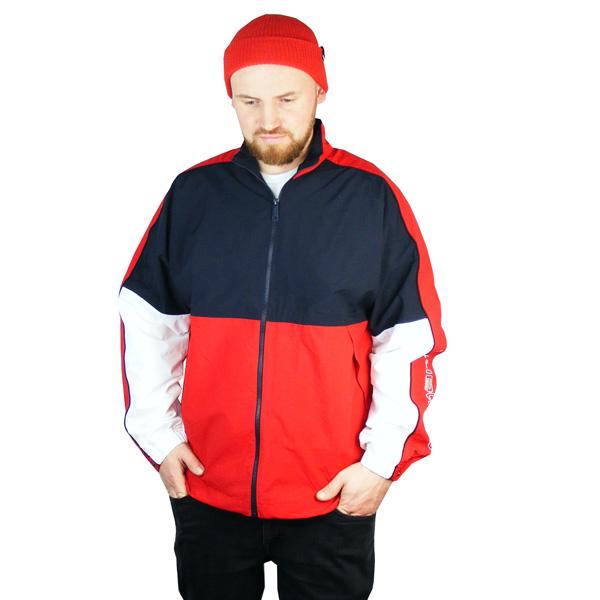 buy online 9b995 e20a9 Carhartt WIP Terrace Jacke Herren rot blau
