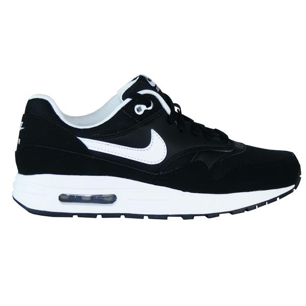 Nike Air Max 1 Sneaker Damen schwarz