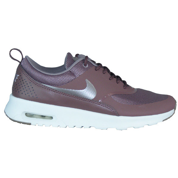 Nike Air Max Thea Damen Sneakers Schwarz, EU 46