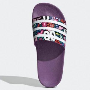 modisches Design mit Adidas Schriftzug und Logo auf der Außenseite