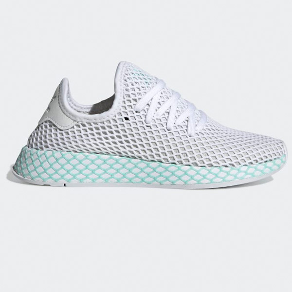 Adidas Originals Deerupt Runner Damen weiß CG6089