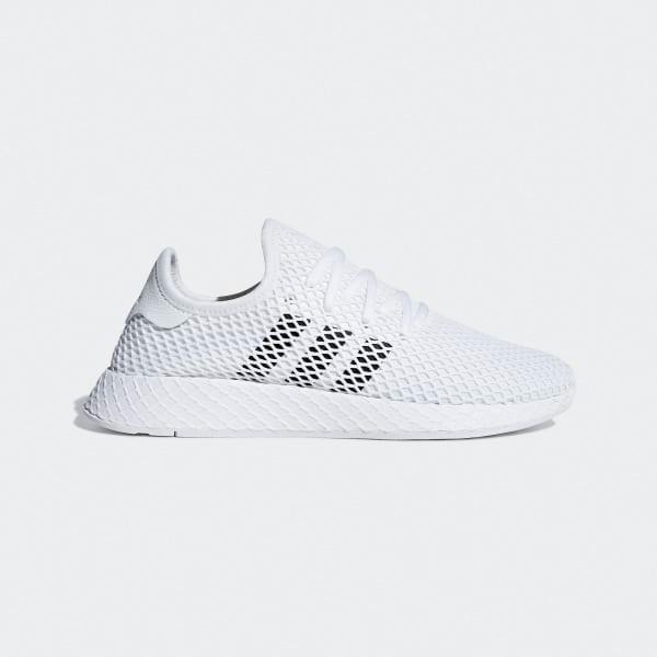 exclusive shoes separation shoes official shop Adidas Originals Deerupt Runner Herren weiß DA8871 ...