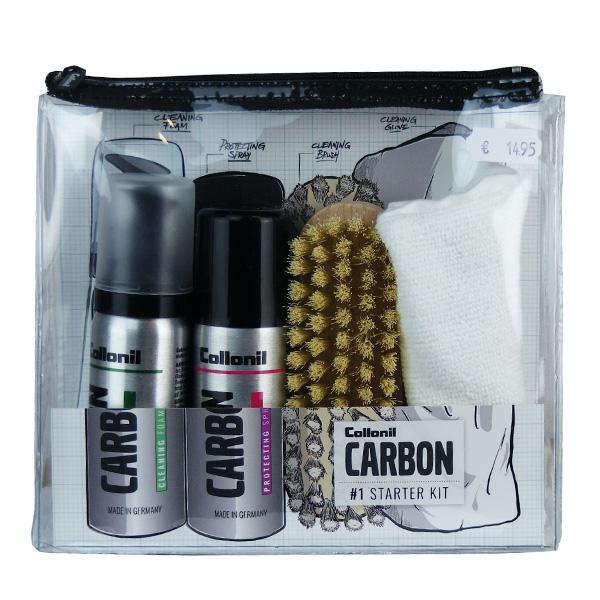 Collanil Carbon Starter Kit mit Reißverschlusstasche