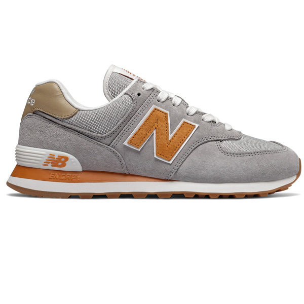 New Balance ML574 MDG Running Classics Herrenschuhe 2019
