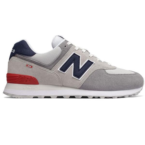 New Balance ML574 UJD Marbeled Street Schuhe Herren grau ...