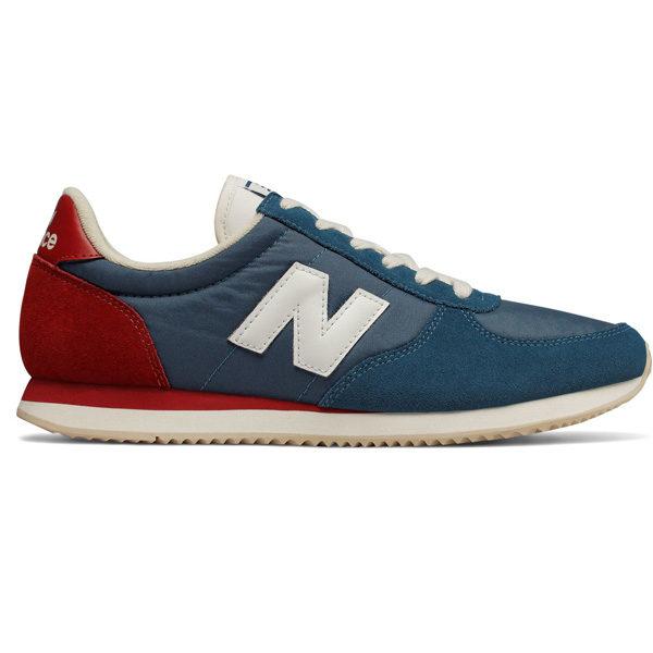 quality design 8c410 c499c New Balance U220 FF Modern Lifestyle Herren blau/rot
