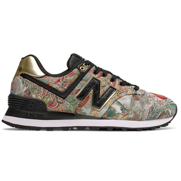 uk availability 4153a 187fb New Balance WL574 SNA Sweet Nectar Damen gold - meinsportline.de