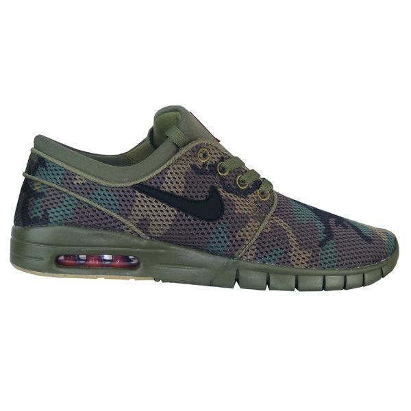 Schuhe camo Nike Stefan Janoski Max Herren SB w8nPXZNOk0