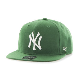 '47 New York Yankees Captain Snapback Cap