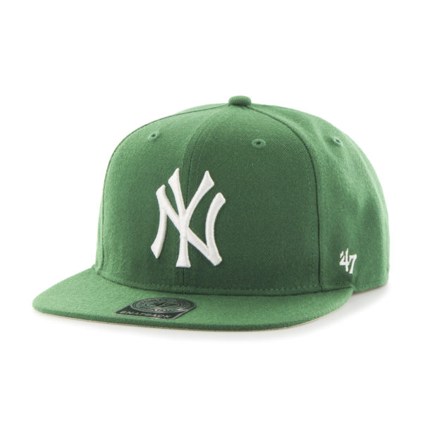 '47 New York Yankees Captain Snapback Cap