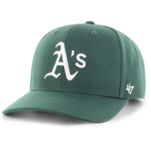 '47 Oakland Athletics Clean Up Snapback Cap