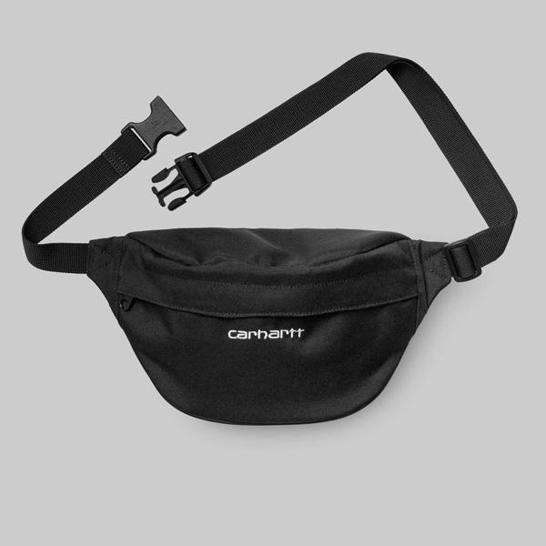 Carhartt WIP Payton Hip Bag 2,8 Liter Bauchtasche schwarz