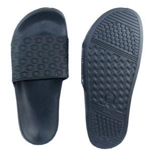 gedämpftes glattes Gummi Fußbett