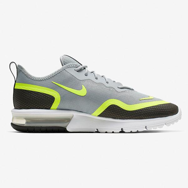 Nike Air Max Sequent 4.5 PRM Herren grauschwarz