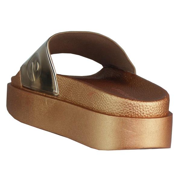 gedämpftes leicht geriffeltes Fußbett