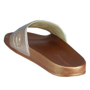 gedämpftes leicht geriffeltes komfortables Fußbett