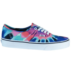 Vans Tie Dye Authentic Damen Skateboarding Sneaker 2019