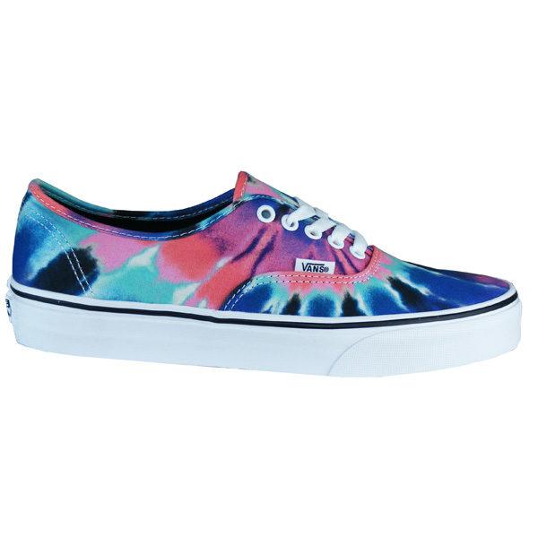 Vans Tie Dye Authentic Damen Skateboarding Sneaker 2019