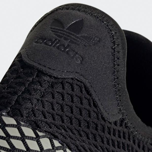 adidas deerupt schwarz made in