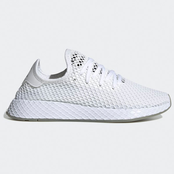 best sell detailed images save off Adidas Originals Deerupt Runner Herren weiß EE5673