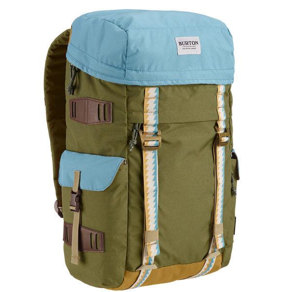 Burton Annex Backpack Rucksack 28 Liter grün/blau 2019