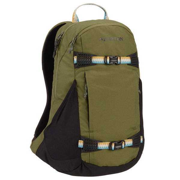 Burton Day Hiker Backpack Rucksack 25 Liter grün 2019