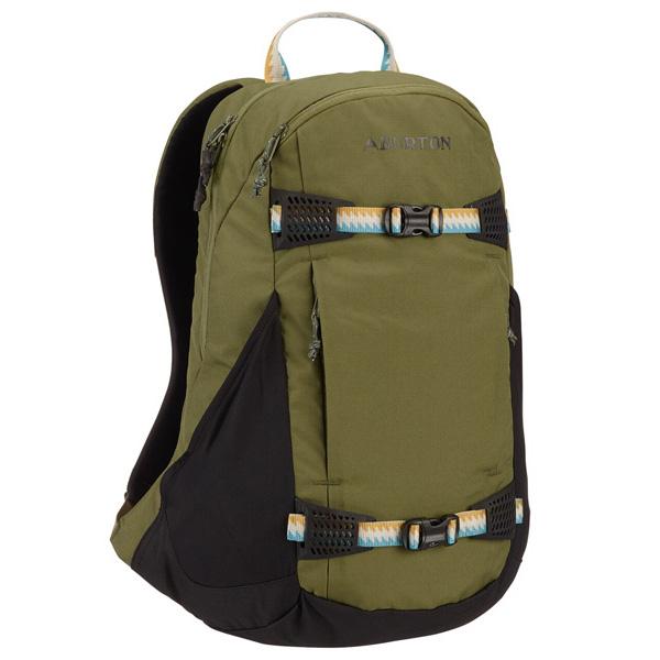 Burton Day Hiker Backpack Rucksack 25 Liter grün 2019