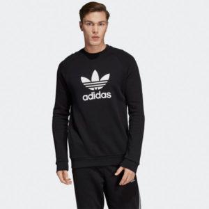 Adidas Trefoil Warm Up Crew Herren Sweatshirt 2019