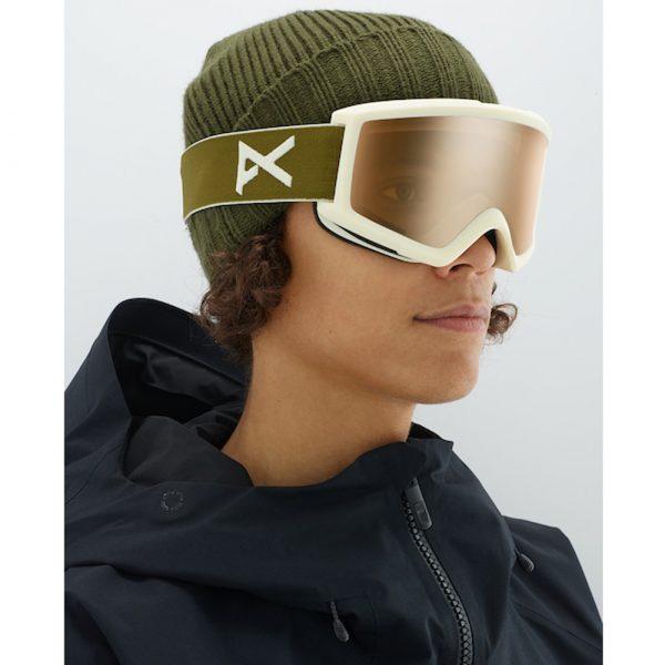 Anon Helix 2.0 Ski- und Snowboardbrille 2020