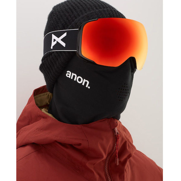 Anon M2 MFI Ski- und Snowboardbrille black sonar red Lens by Zeiss 2020
