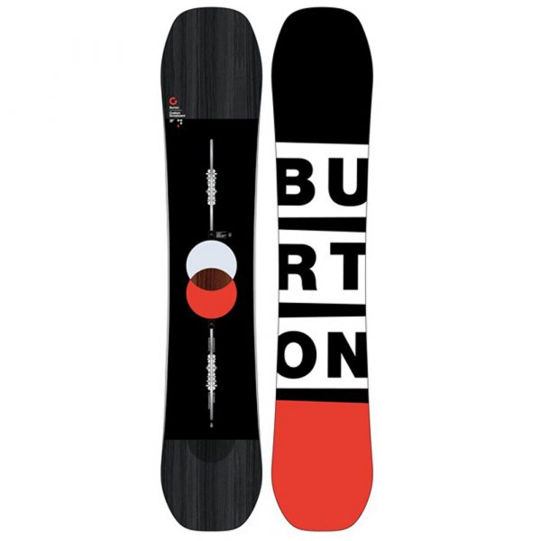 New Burton Custom Flying V Snowboard