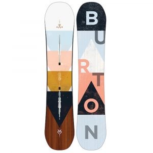 Burton Yeasayer Flying V Snowboard 2019