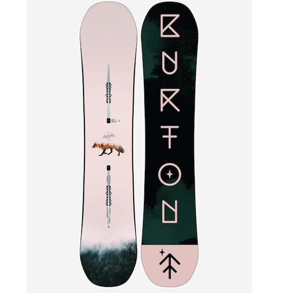 Burton Yeasayer Flying V Frauen Snowboard 2019