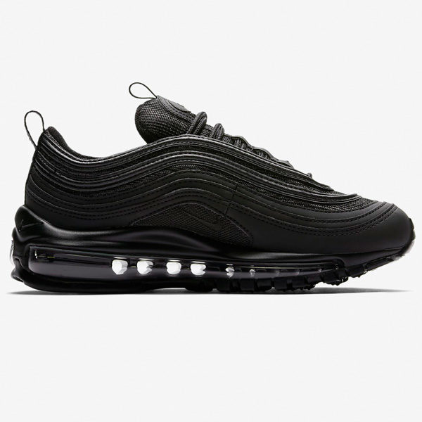 new lifestyle lower price with authentic quality Nike Air Max 97 OG BG Damen schwarz