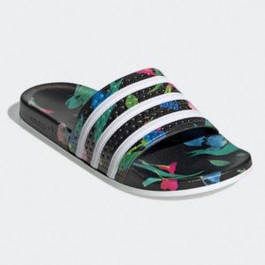 Adidas Adilette Badeschuhe Damen Freizeitsandalen 2019