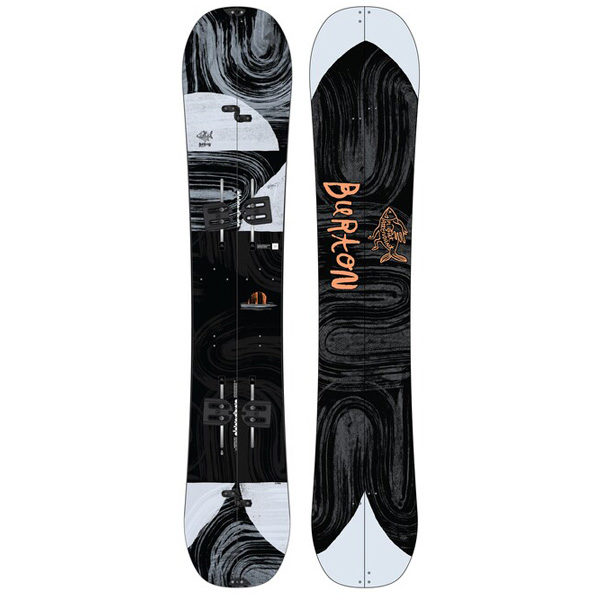 Burton Flight Attendant Split Board Snowboard 163cm 2020