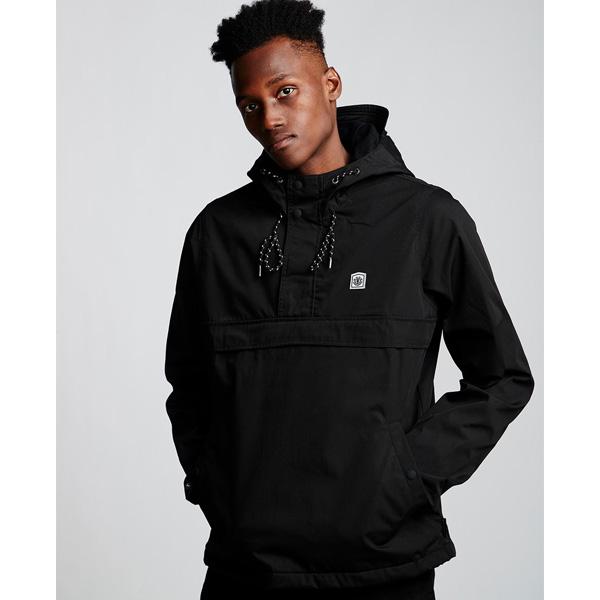Element Barrow Canvas Pop Over Jacket Jacke 2019