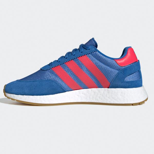 Adidas Originals I 5923 Schuhe Herren blaurot BD7802