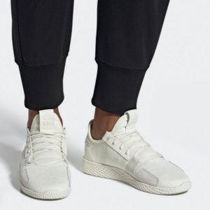 Adidas Pharrell Williams PW Tennis Human Originals Primeknit Herren Sport und Freizeit Schuhe 2019