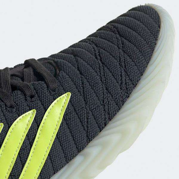 Adidas Sobakov Classic Streetstyle Herren Sneaker graugelb EE5625