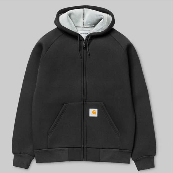 aktuelle Carhartt WIP Car Lux Hooded Thermo Jacke 2019