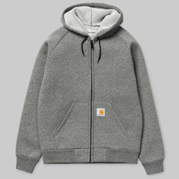 Carhartt WIP Car Lux Hooded Thermo Jacke 2019