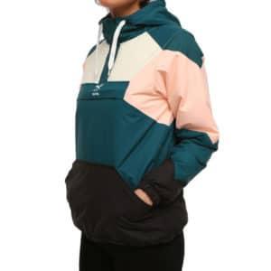 Brusttasche mit Klettverschluss