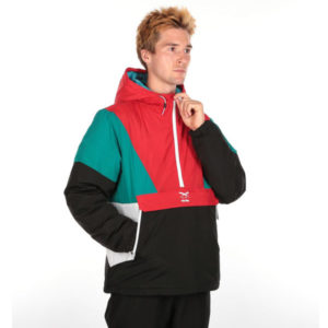 Iriedaily Get down Pull Up Jacket Herren Windbreaker 2019