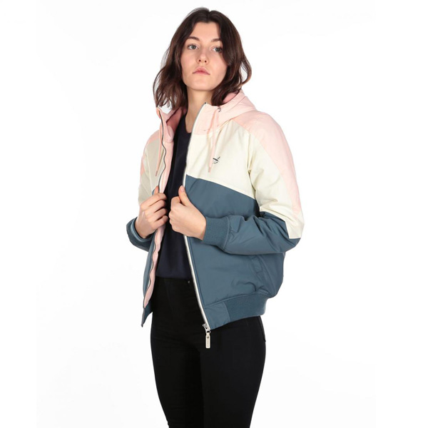 Iriedaily Tri Colore Jacket Damen Winterjacke 2019