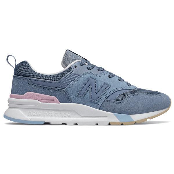 New Balance CW997 HKD Retro Lifestyle Sneaker Damen blau ...